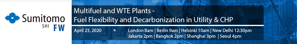 Multifuel and WTE Plants - Fuel Flexibility and Decarbonization in Utility & CHP